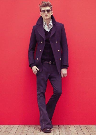 Мужское пальто: вечная классика