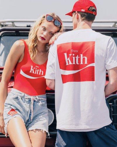 Coca-Cola и KITH выпустили совместную коллекцию одежды
