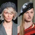 Как правильно носить женский берет: французский шик вернулся в моду