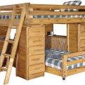 Покупка двухъярусной кровати: основные акценты