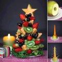 Как украсить новогодний стол: самые интересные идеи