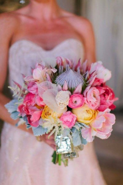 Свадебная флористика как вид искусства