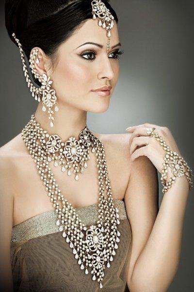 Мода на ювелирные украшения