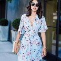 Чайное платье: что это и как его носить