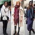 Как одеться зимой стильно и при этом тепло?