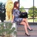 Кожаная роскошь модных сумок от Gilda Tonelli – стильно и оригинально!