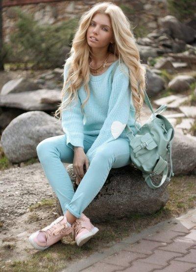 С чем носить кроссовки: лучшие сочетания и модные тренды
