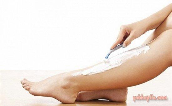 Борьба с волосами – бритвенный станок или эпилятор