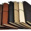 Кожаный ежедневник – идеальный подарок для делового человека
